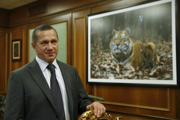 Deputy Prime Minister of Russia Yury Trutnev on India Visit